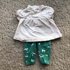 Baby Boden Girls Outfit